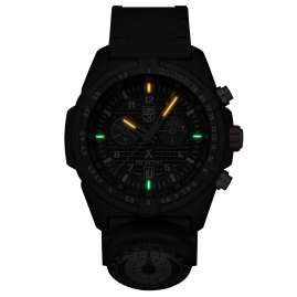 Luminox XB.3781.KM Men's Watch Chronograph with Compass Bear Grylls Survival