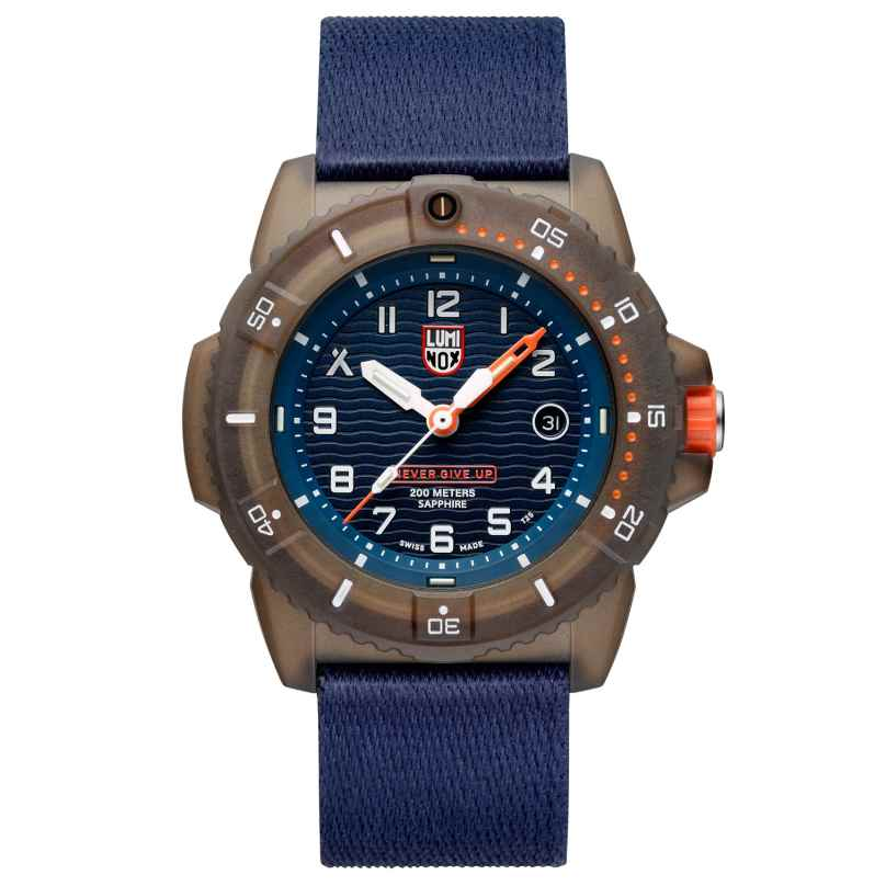 Luminox XB.3703 Herren-Taucheruhr Bear Grylls Survival ECO Limited Edition 7611382585400