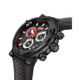 Ducati DTWGO2018804 Herrenuhr Chronograph Schwarz