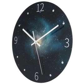 trendor 75867 Wall Clock Starry Sky Ø 30 cm Quartz without Ticking