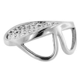 trendor 81385 Silber Zirkonia Anhänger