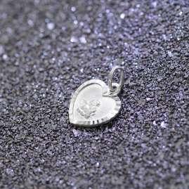 trendor 73105 Silver Pendant Amor