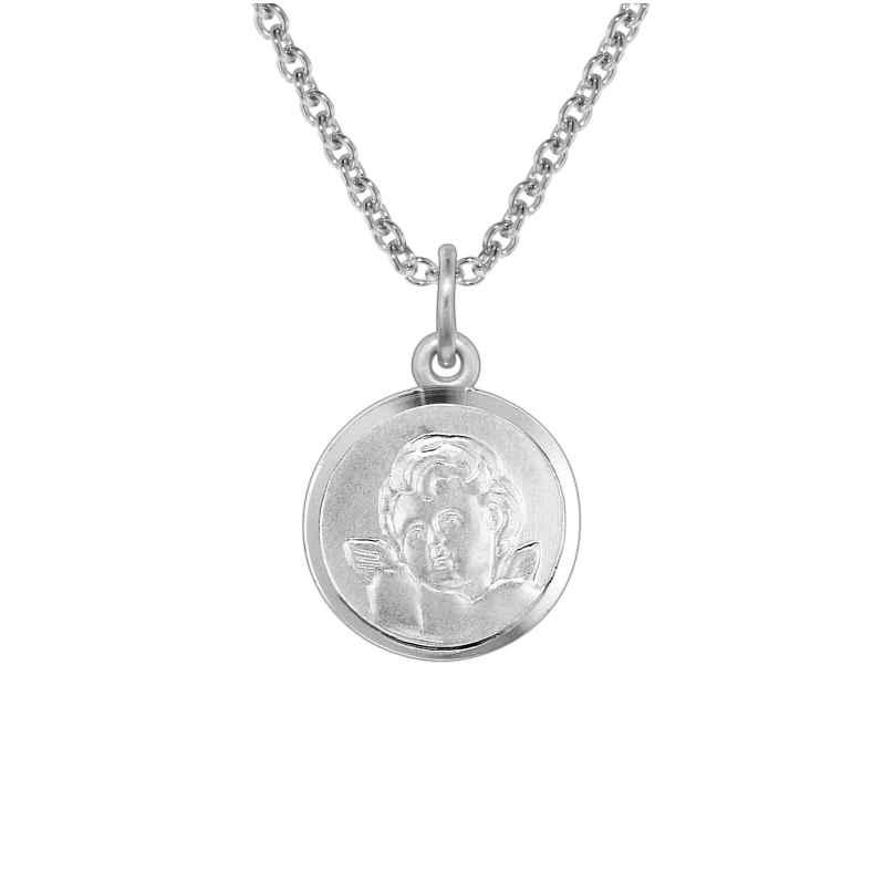 trendor 73402 Kinder-Halskette mit Amor-Anhänger Silber 925 4260333973402
