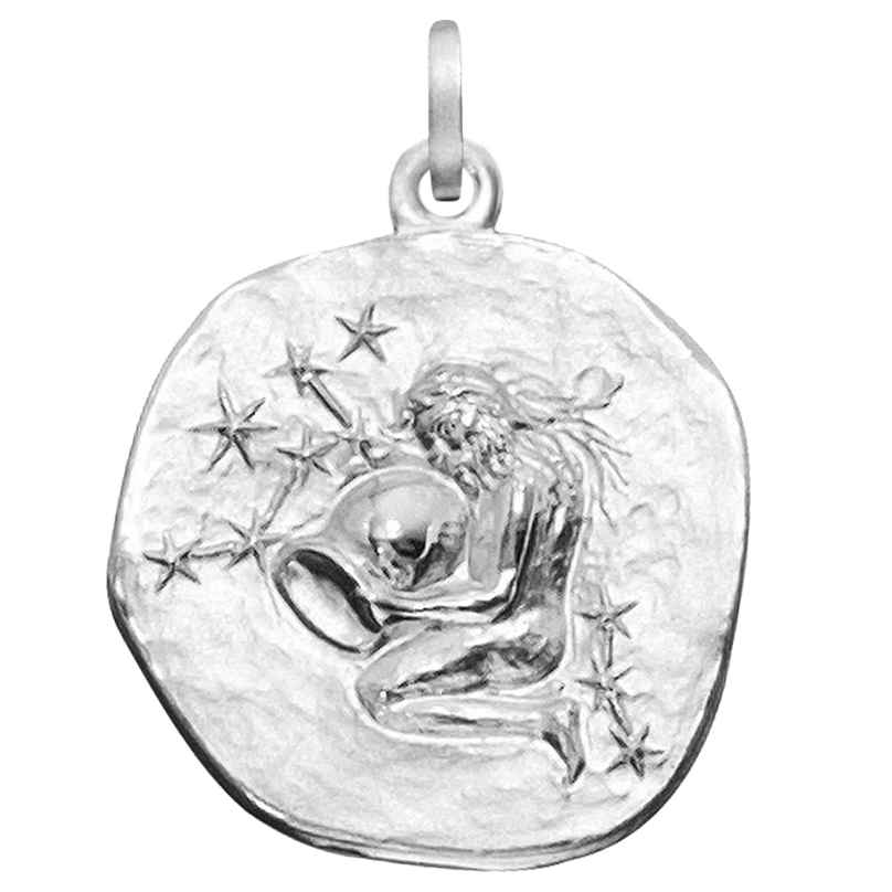 trendor 08454 Sternzeichen Wassermann 925 Silber 20 mm 4260497084549