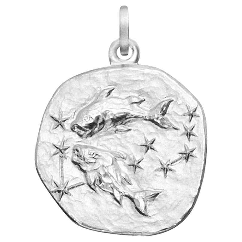 trendor 08455 Sternzeichen Fische 925 Silber 20 mm 4260497084556