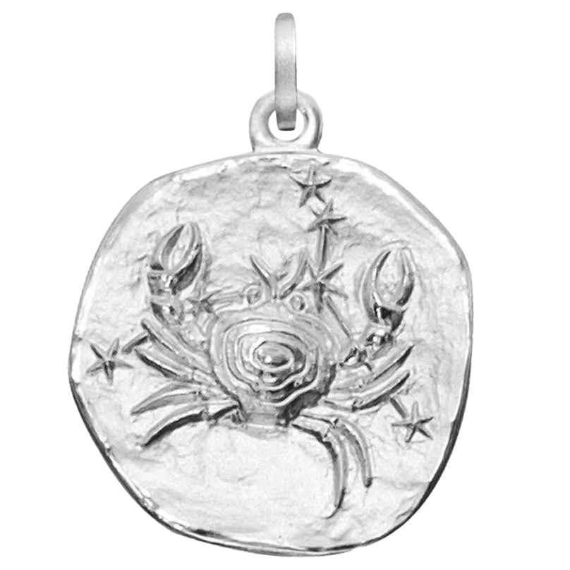 trendor 08459 Sternzeichen Krebs 925 Silber 20 mm 4260497084594