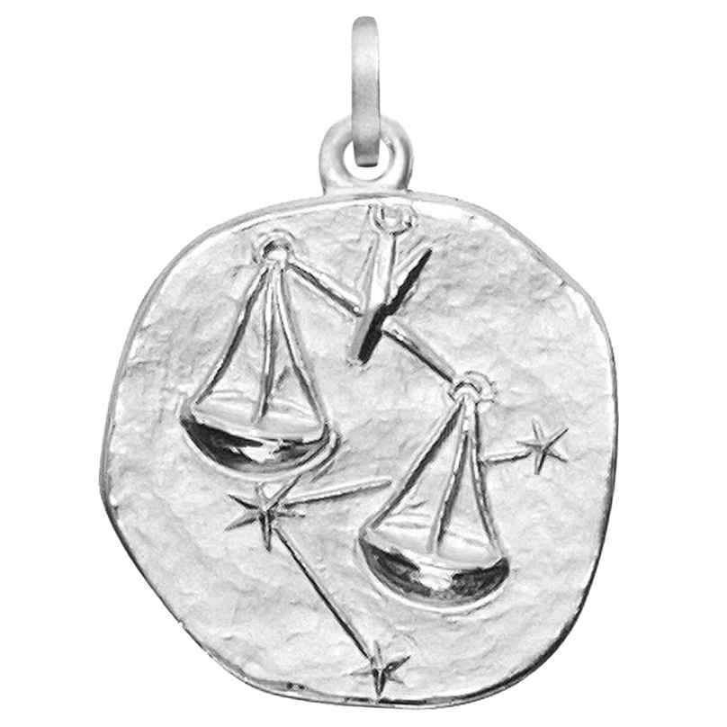 trendor 08462 Sternzeichen Waage 925 Silber 20 mm 4260497084624