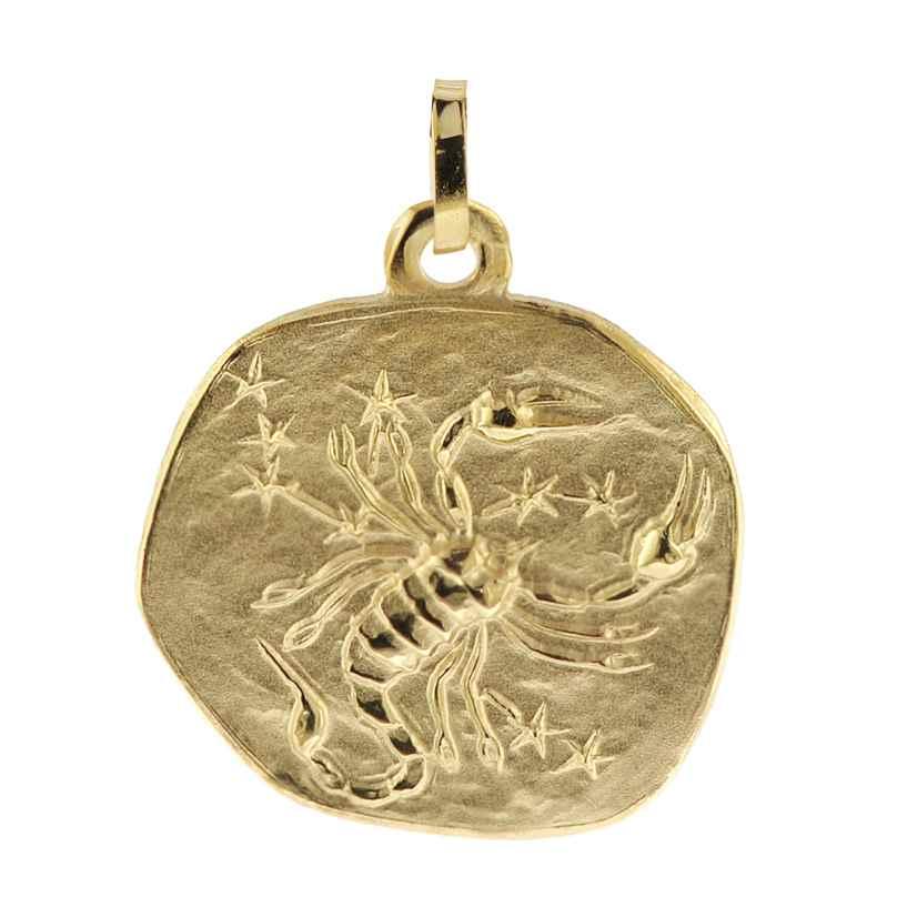 trendor 08992 Zodiac Pendant Scorpio Gold 333/8 ct 4260497089926