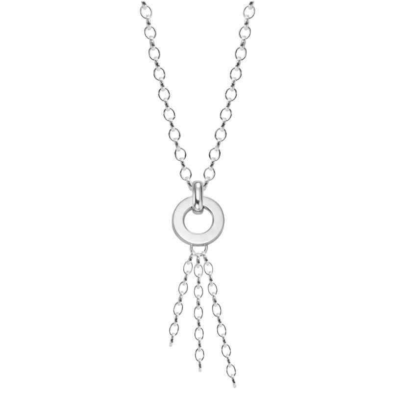 trendor 63416 Silber Charms Collier 4260227763416