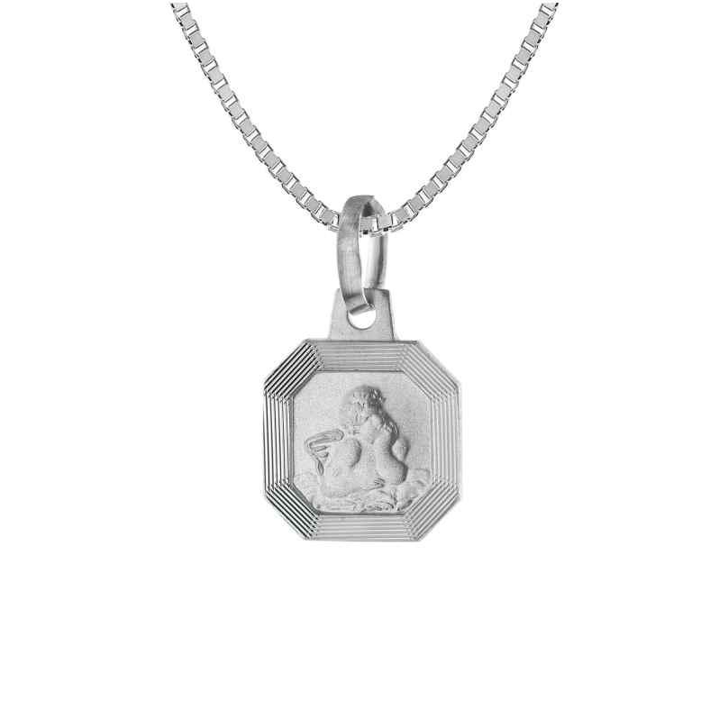 trendor 63751 Damen-Halskette mit Amor-Anhänger 925 Silber 4260227763751