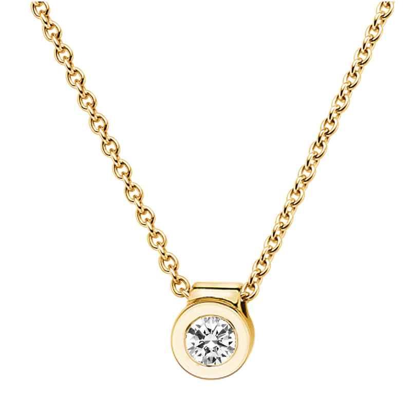 trendor 532522 Ladies Necklace with Brilliant 4006025325223
