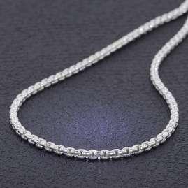 trendor 39415 Halskette 925 Silber Venezia-Kette Rund 3,7 mm