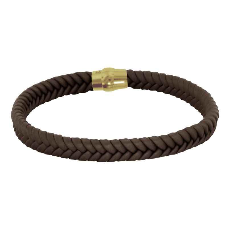 trendor 81668 Men's Bracelet Brown with Magnetic Closure 4260266581668