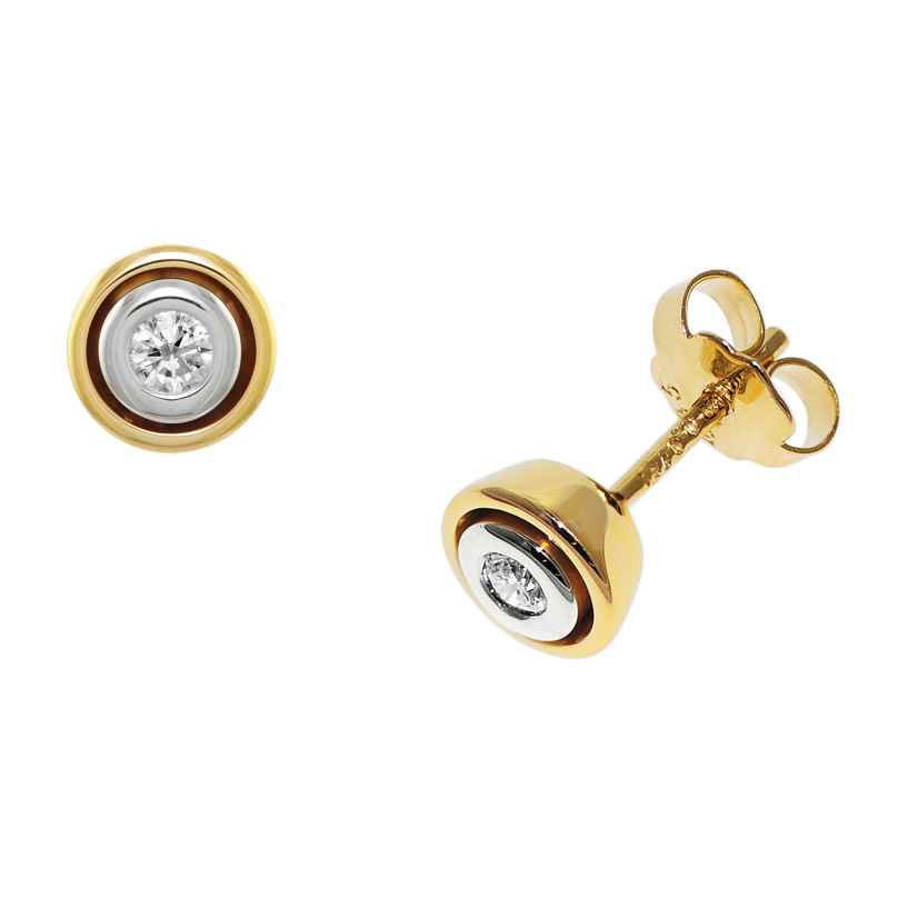 trendor 532508 Gold Ladies Earrings 4006025325087