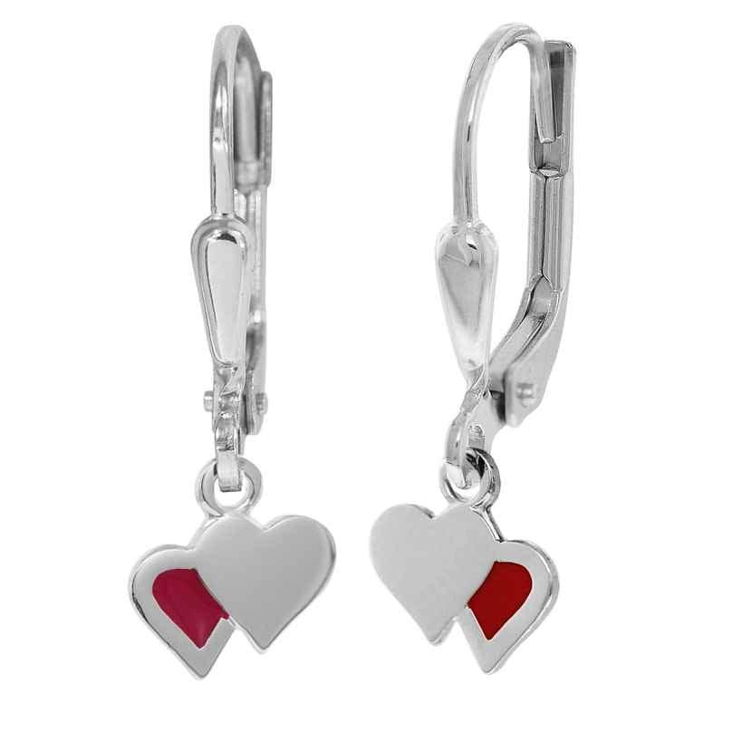 trendor 08534 Silber-Ohrringe für Mädchen 4260497085348