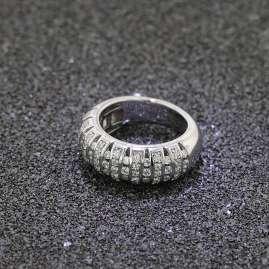 trendor 66769 Silber Zirkonia Ring