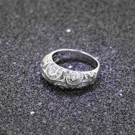 trendor 67261 Silber Ring