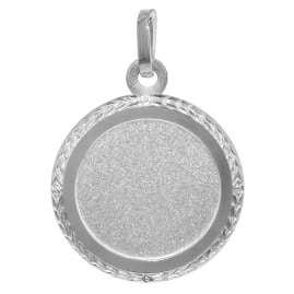 trendor 73976 Engraving Pendant Silver
