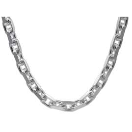 trendor 08634 Silver Necklace for Men
