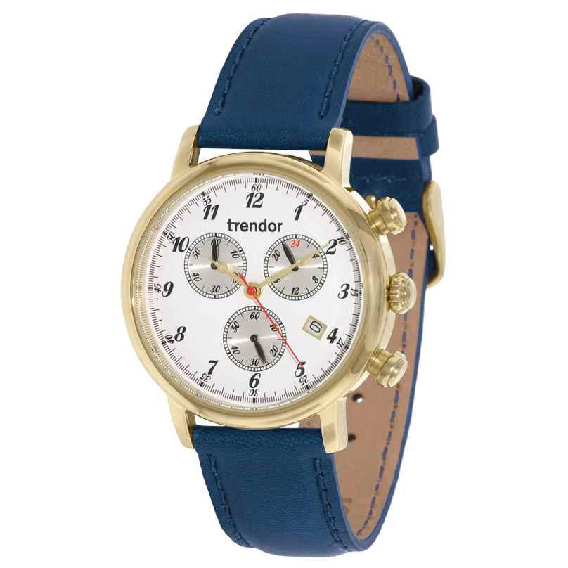 trendor 7592-08 Doreen Chronograph Damenuhr 4260333975987