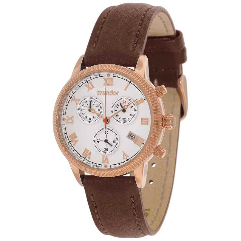 trendor 7601-07 Chronograph Ladies Watch 4260333976052