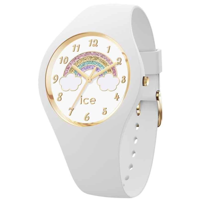 Ice-Watch 017889 Kinderuhr Rainbow ICE fantasia White S Weiß 4895164096497