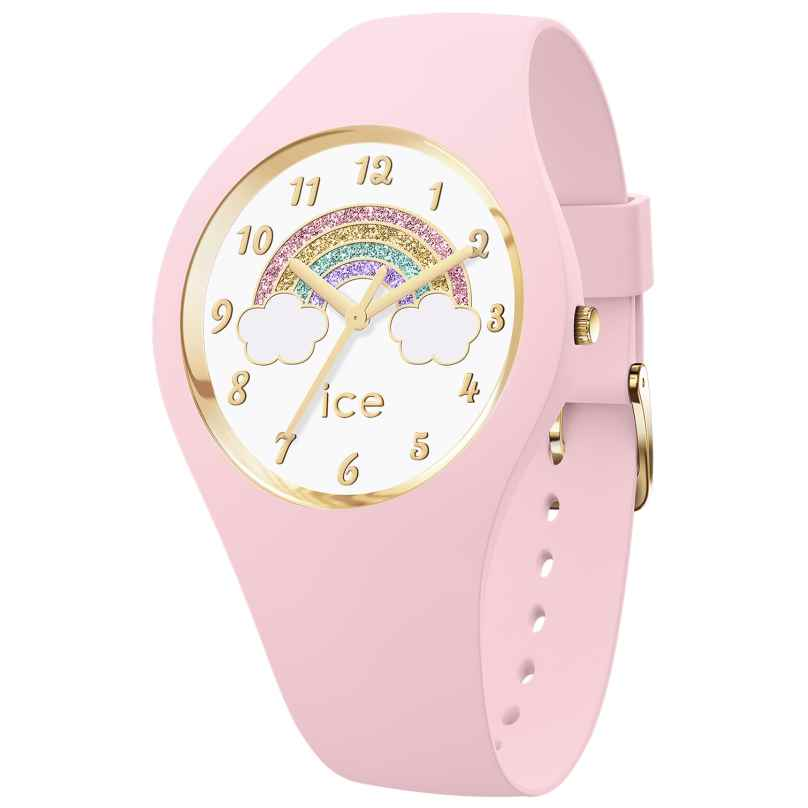 Ice-Watch 017890 Kinder- und Jugenduhr ICE fantasia Rainbow Pink S Rosa 4895164096503
