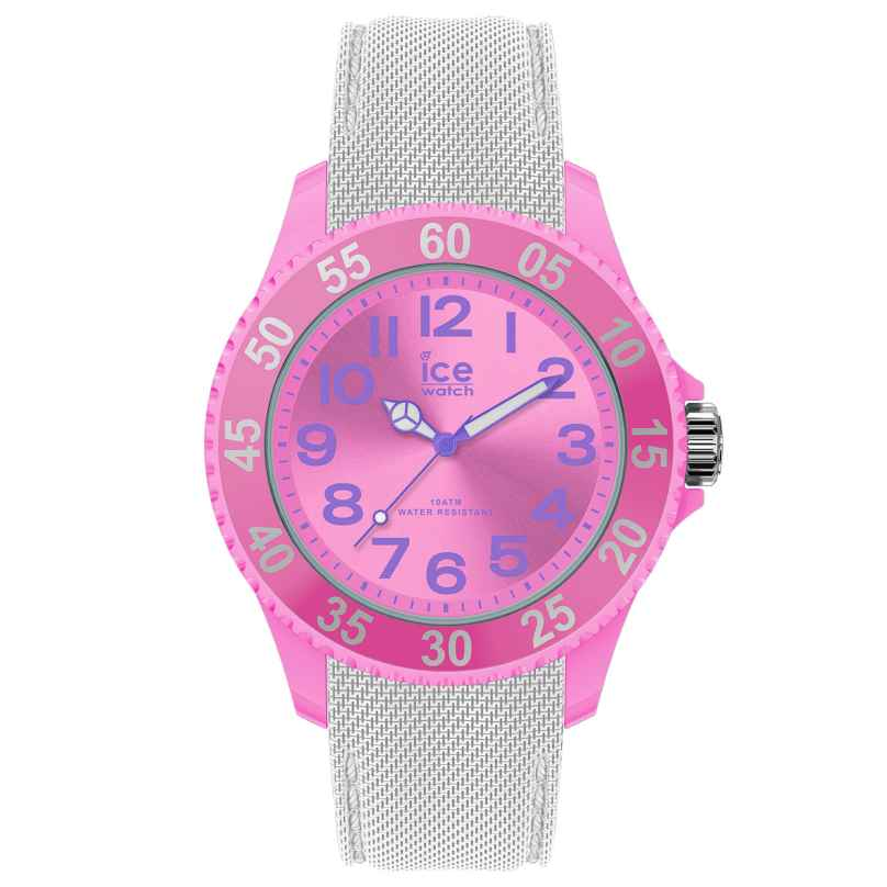 Ice-Watch 017728 Mädchen-Uhr ICE cartoon Candy Rosa S 4895164096442