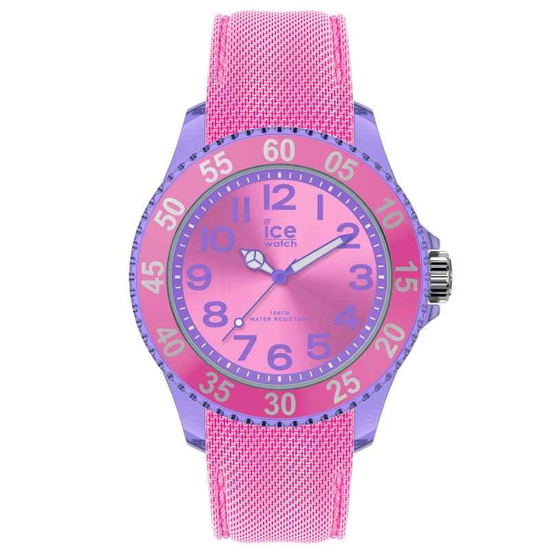 Ice-Watch 017729 Girls' Wristwatch ICE cartoon Dolly Purple / Pink S 4895164096459