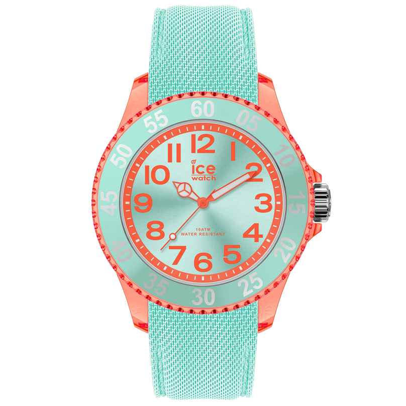 Ice-Watch 017731 Kinderuhr für Mädchen ICE cartoon Schmetterling Mint S 4895164096787