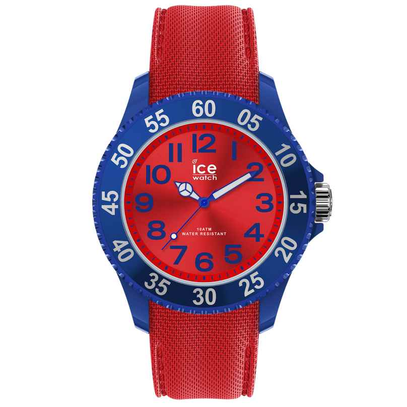 Ice-Watch 017732 Kinder-Armbanduhr ICE cartoon Spider Rot Blau S 4895164096794