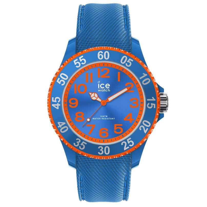 Ice-Watch 017733 Childrens Watch ICE cartoon Superhero Blue Orange S 4895164096800