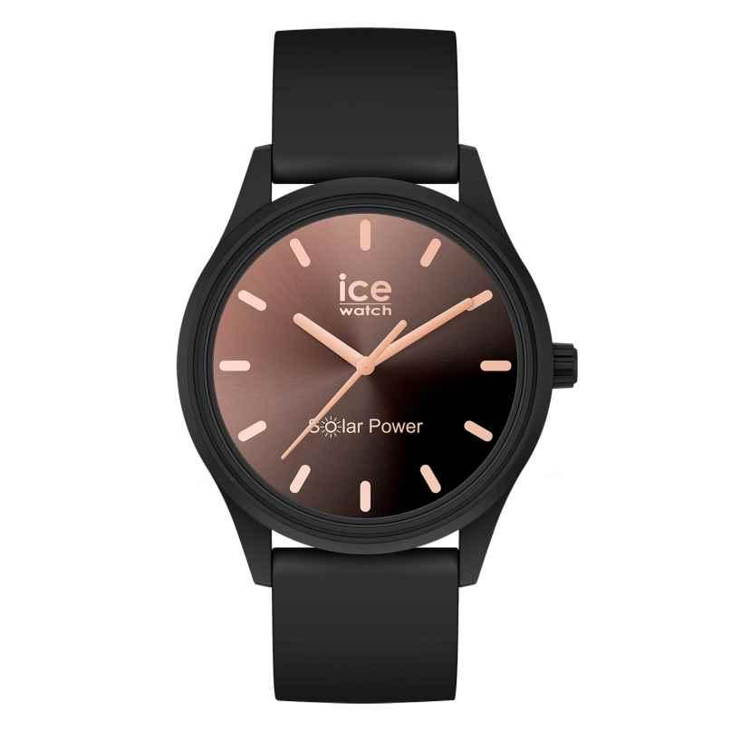 Ice-Watch 018477 Solaruhr S Schwarz/Sonnenuntergang 4895164099214