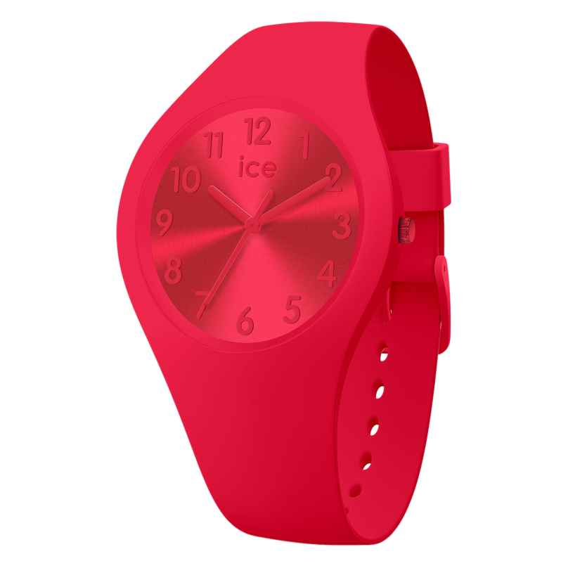Ice-Watch 017916 Armbanduhr ICE Colour S Lipstick Rot 4895164097555
