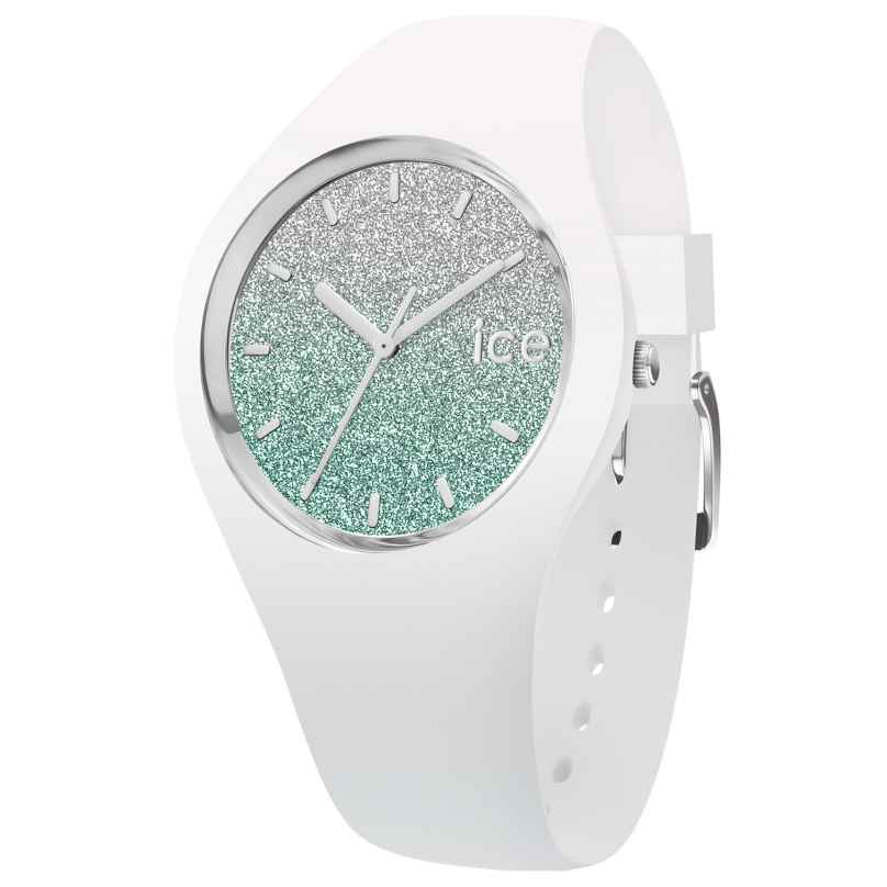 Ice-Watch 013430 Wrist Watch Ice Lo White/Turquoise M 4895164070411