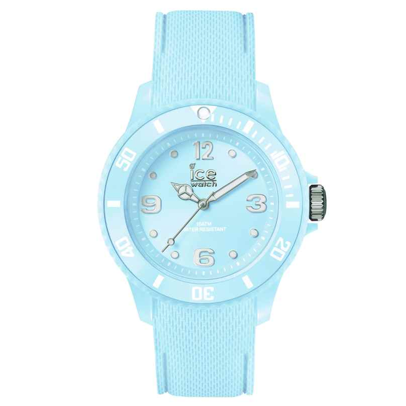 Ice-Watch 014239 Damen-Armbanduhr Sixty Nine Pastel Blue M 4895164074471
