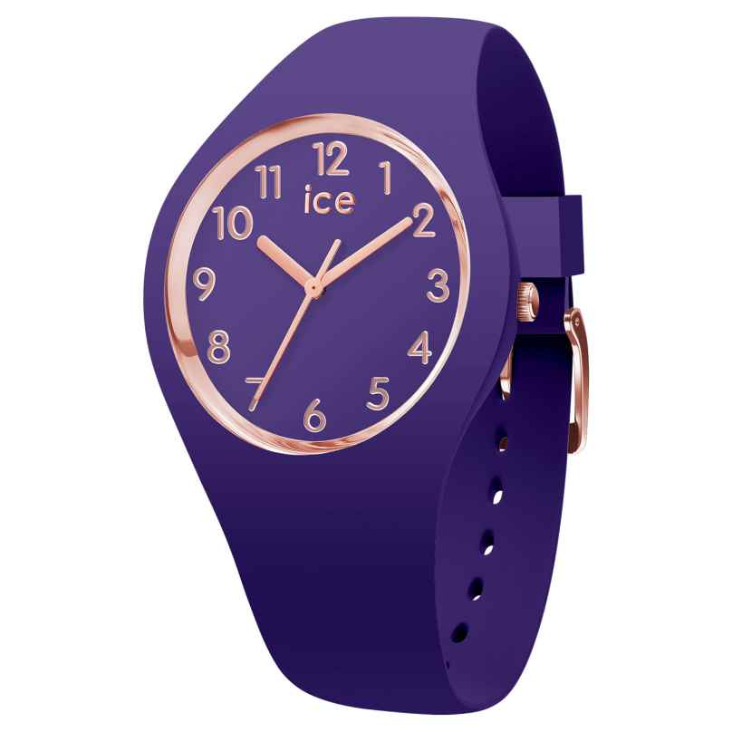 Ice-Watch 015696 Damenuhr Ice Glam Colour Ultra Violet M 4895164083763