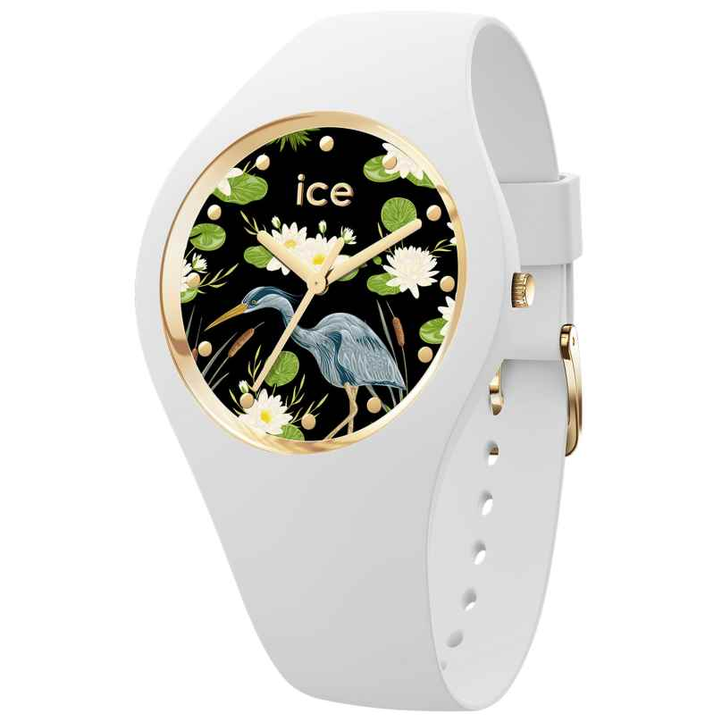 Ice-Watch 016666 Ladies' Wristwatch Waterlily M 4895164089406