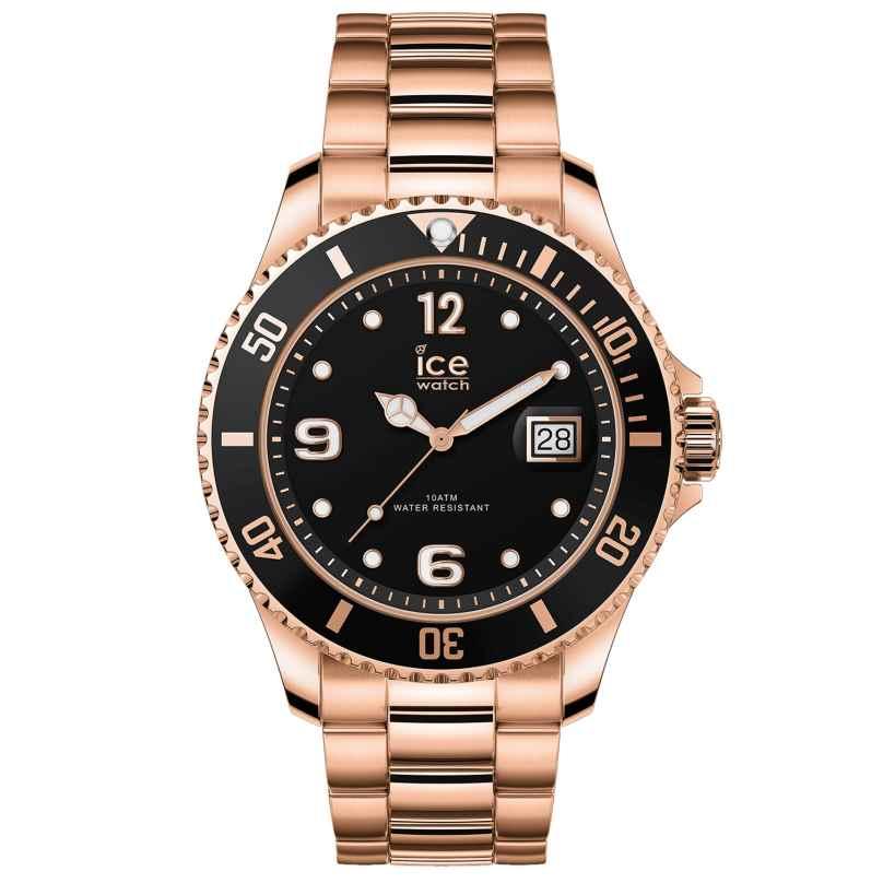 Ice-Watch 016763 Uhr Ice Steel Rose-Gold M 4895164089895