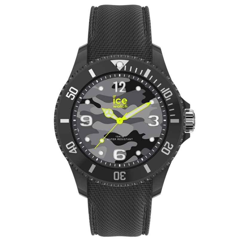 Ice-Watch 016292 Armbanduhr Bastogne Anthracite M 4895164087471