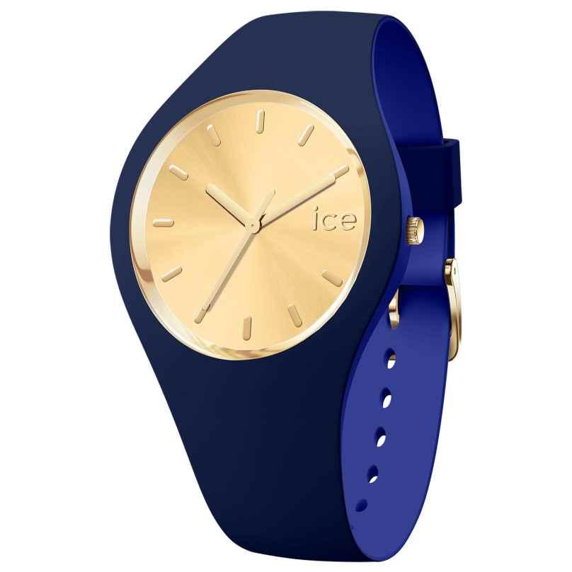 Ice-Watch 016986 Damenuhr Duo Chic Navy M 4895164091904