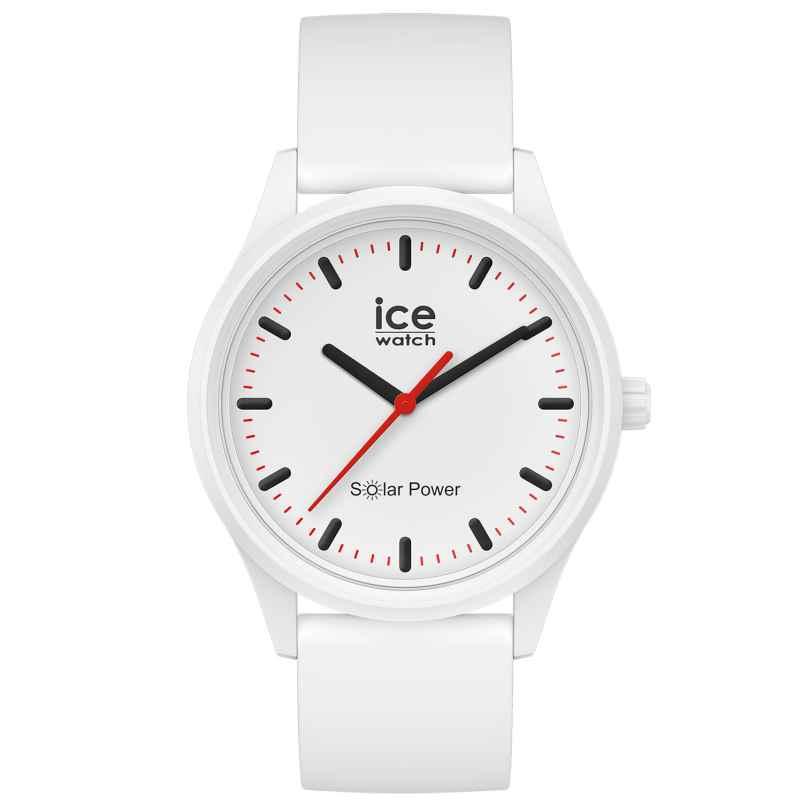 Ice-Watch 017761 Solar Wristwatch Polar M White 4895164095728
