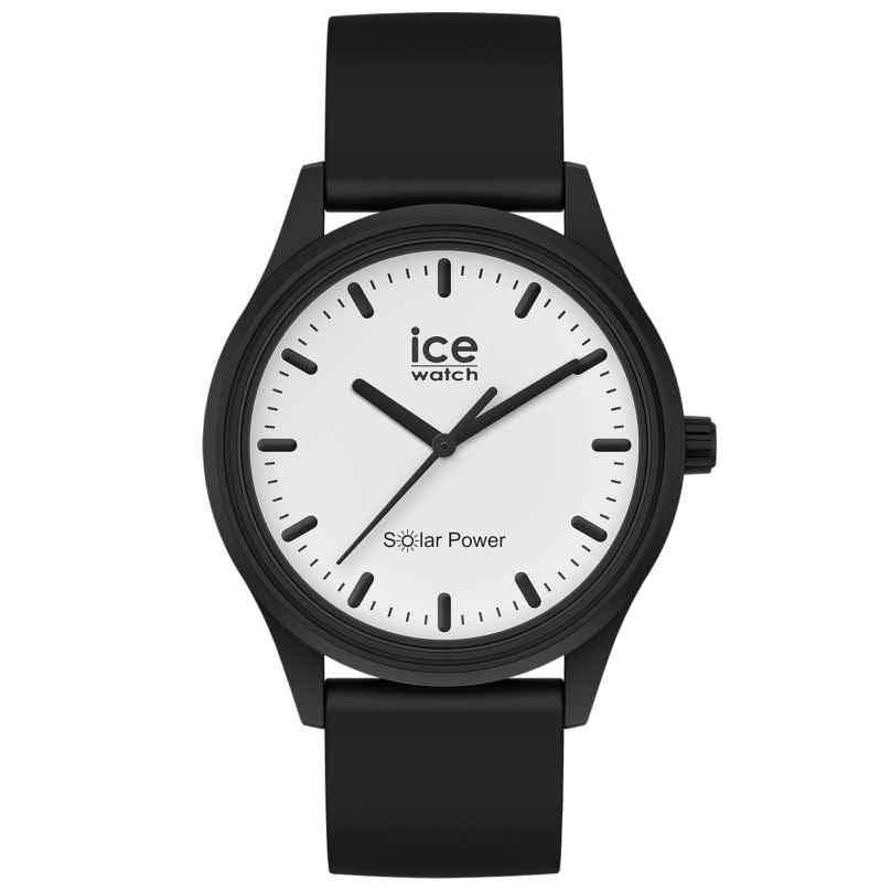 Ice-Watch 017763 Solaruhr Moon M Schwarz / Weiß 4895164095742
