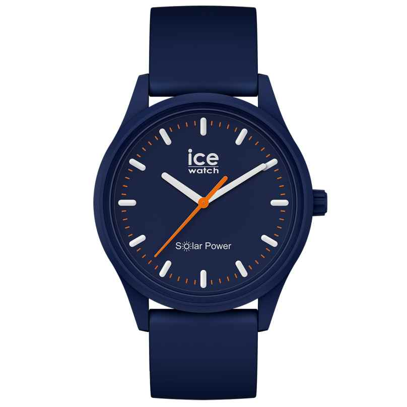Ice-Watch 017766 Solar Watch Atlantic M Blue 4895164095773