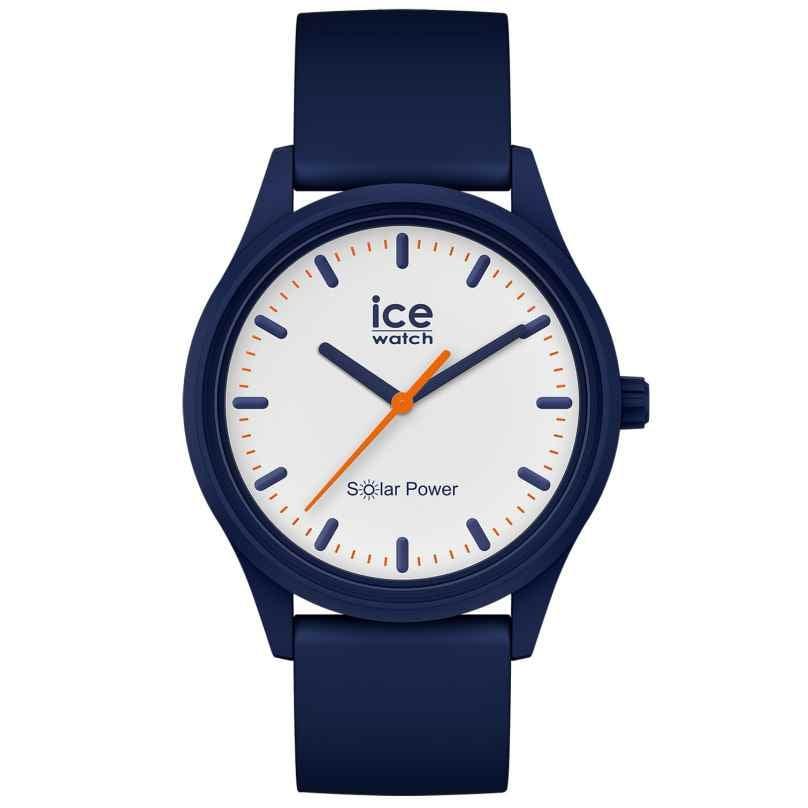 Ice-Watch 017767 Solar Watch Pacific M Blue / White 4895164095780