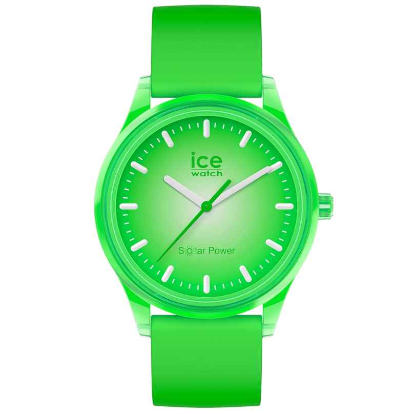 Ice-Watch 017770 Wristwatch Solar Grass M Green 4895164095810