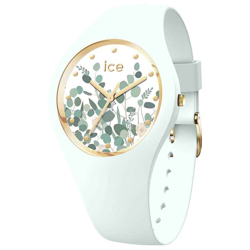 Ice-Watch 017581 Women's Watch ICE flower Mint Garden M 4895164094875