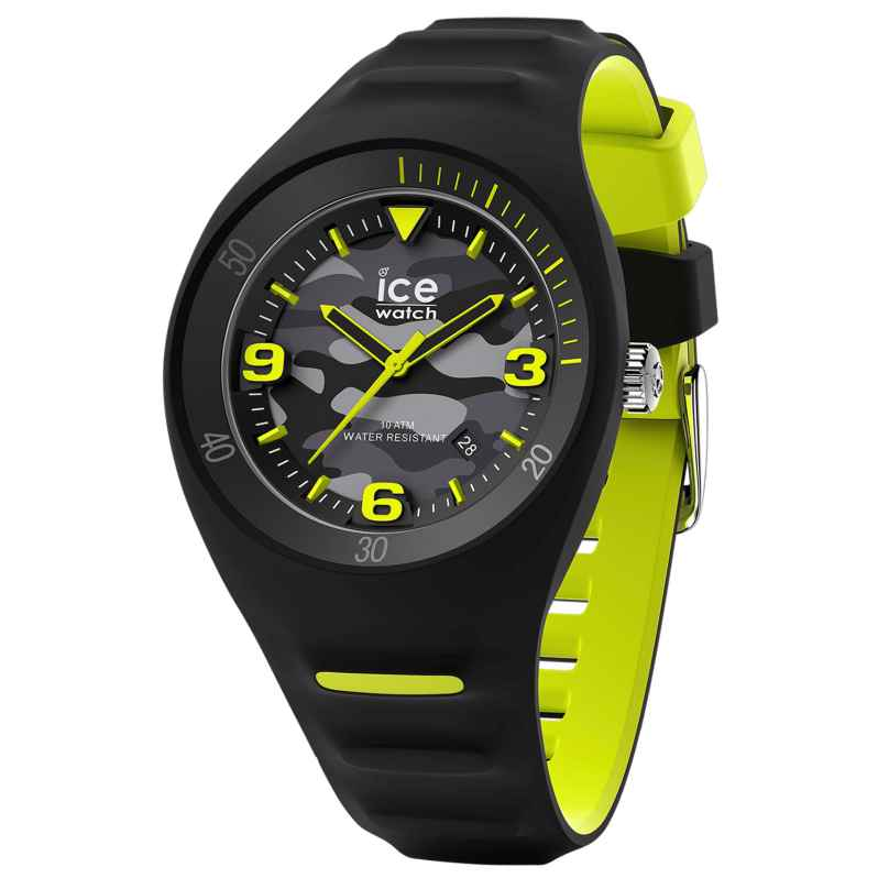 Ice-Watch 017597 Armbanduhr P. Leclercq M Militärlook 4895164095124