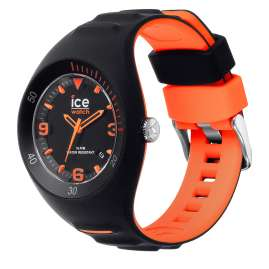 Ice-Watch 017598 Wristwatch P. Leclercq M Black/Neon Orange
