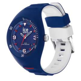 Ice-Watch 017600 Unisex Wristwatch P. Leclercq M Dark Blue